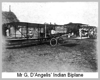 Aviation in India – A Peep Into Its Early History – An Update
